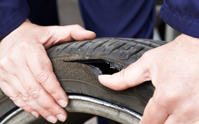Tyre Damages